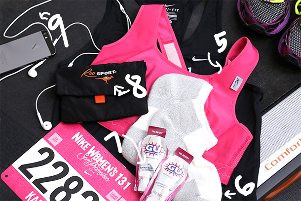 Nike Women's Half Marathon Race-Day Essentials