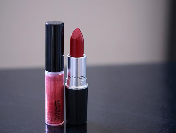 MAC Kinky Boots Lipglass and Lipstick