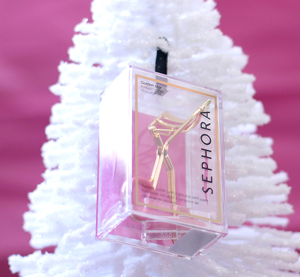 Sephora Golden Star Eyelash Curler