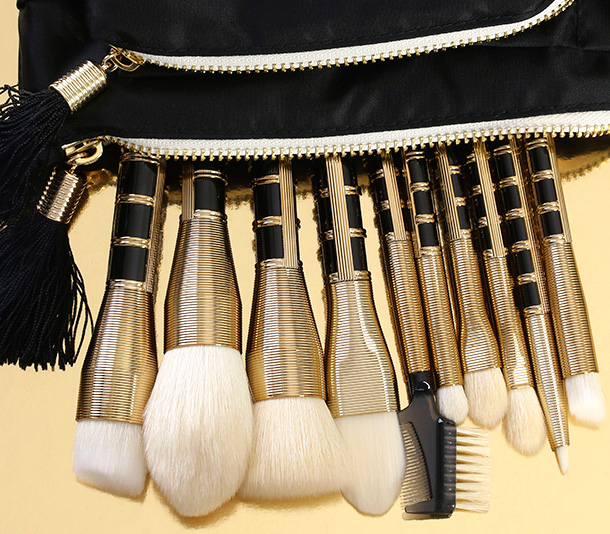 Sonia Kashuk All That Jazz 10-Piece Brush Set