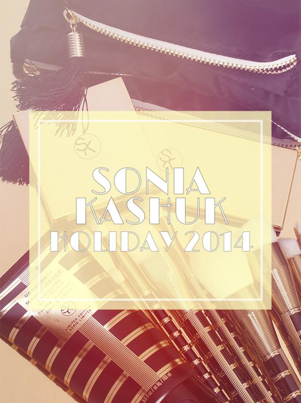 Sonia Kashuk Holiday 2014