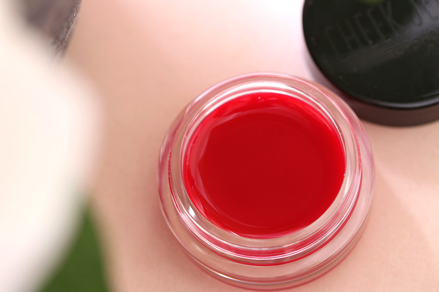 Topshop Cheek Jelly in Reign