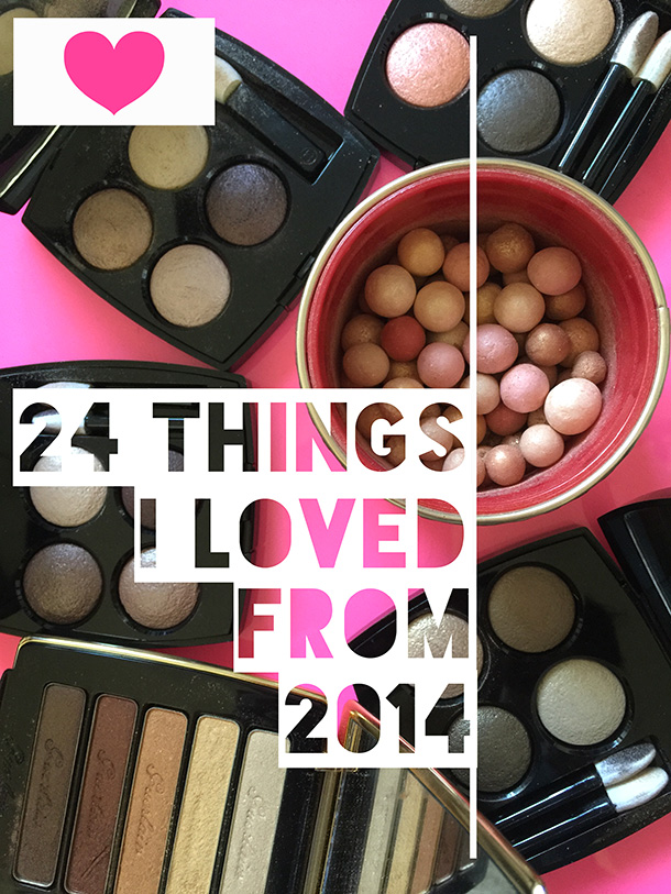 24 Things I Loved From 2014