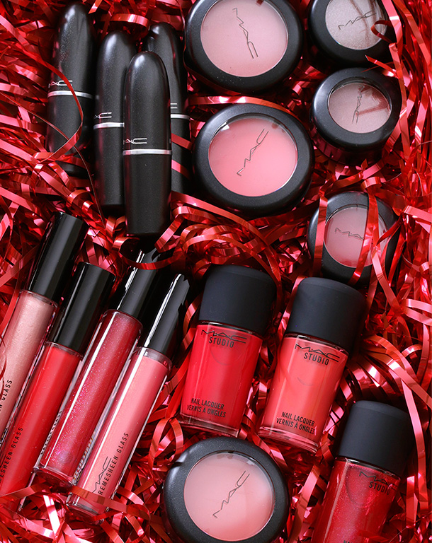 MAC Red Red Red