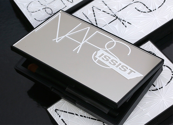 NARS Dual Intensity Eyeshadow Palette