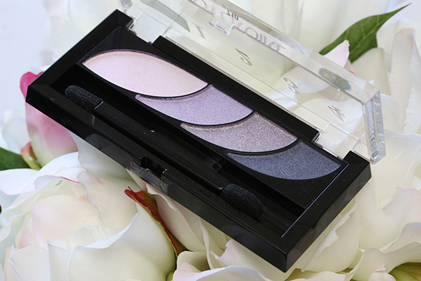 Covergirl Eye Shadow Quad in Va-Va-Violets