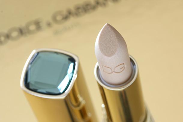 Dolce & Gabbana Shine Lipstick in Shimmer Nude 28