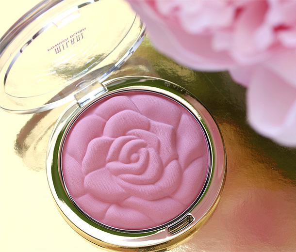 Milani Rose Powder Blush in Tea Rose