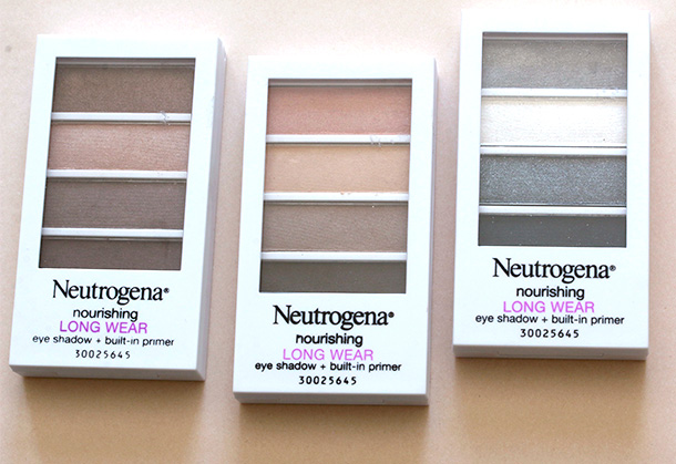 Neutrogena Nourishing Long Wear Eye Shadow + Built-In Primer