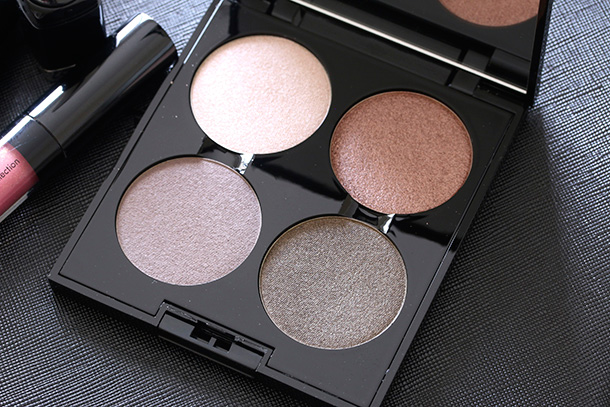 Make Up For Ever Fifty Shades of Grey Give In To Me Eye Palette