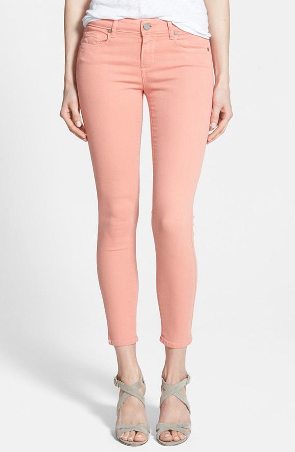 Paige Denim Verdugo Ankle Super Skinny Jeans