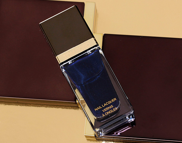 Tom Ford Nail Lacquer in Indigo Night