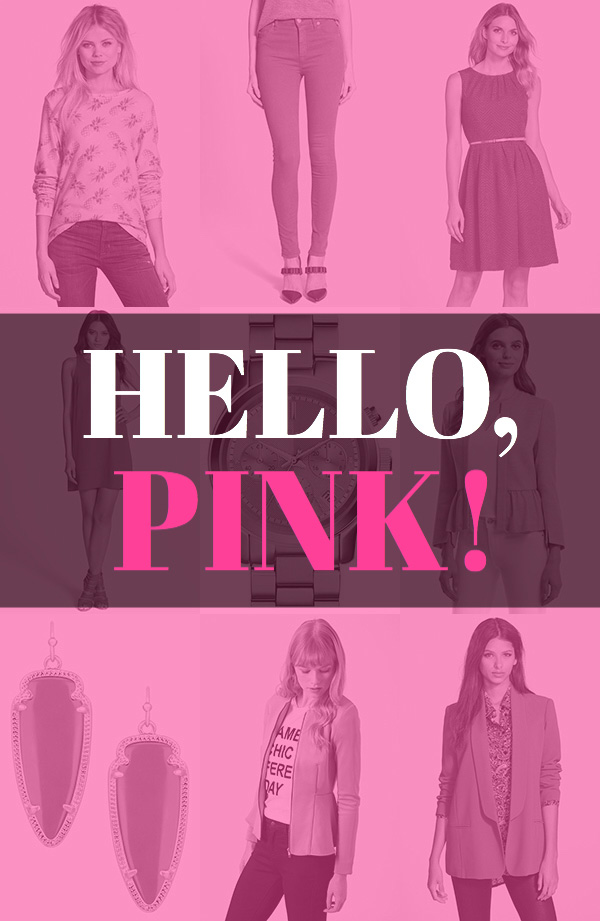 Hello, Pink!