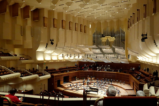 Valentine's Day at Davies Symphony in Hall