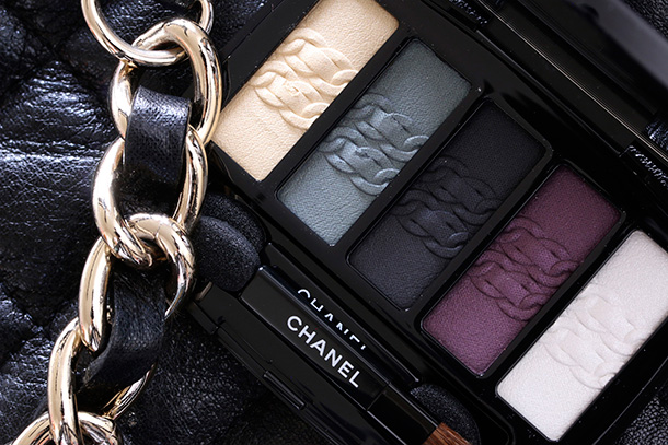 Chanel L'Intemporel De Chanel Eyeshadow Palette