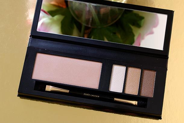 Estee Lauder Bronze Goddess Shimmering Nudes Face & Eye Palette