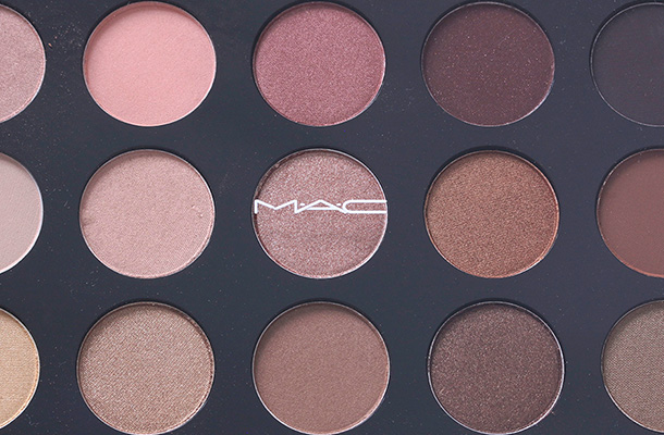 MAC Eye Shadow X 15/Warm Neutral