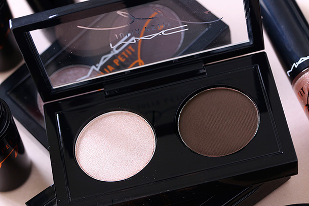 MAC Julia Petit Eye Shadow X 2 in Morganite
