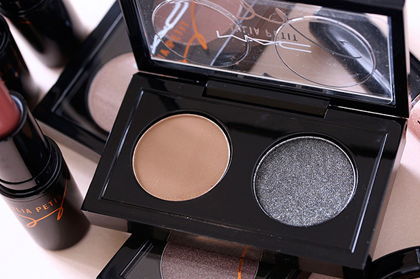 MAC Julia Petit Eye Shadow X 2 in Moving Sand