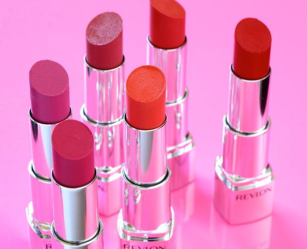 Revlon Ultra HD Lipsticks