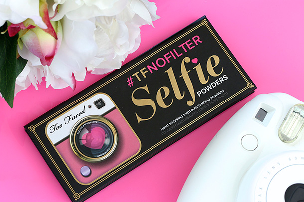 Too Faced Selfie Powders ($36)
