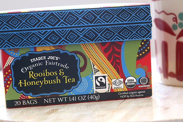 Trader Joe's Organic Fairtrade Rooibos & Honeybush Tea