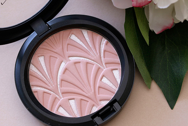 mac blush pink