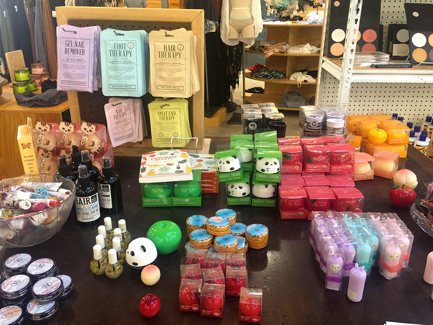 Pandas Tony Moly And Fun Beauty Brands At Urban Outfitters Makeup