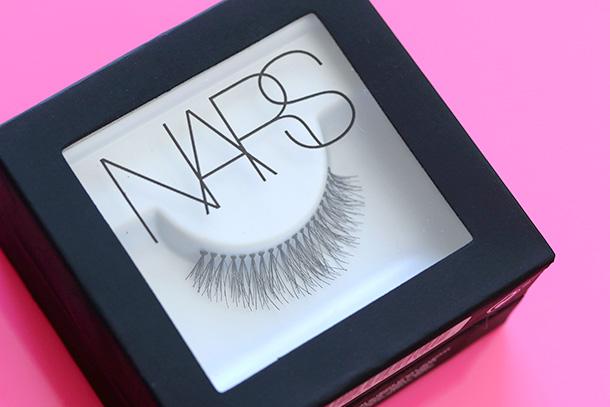 nars eyelashes numero 1