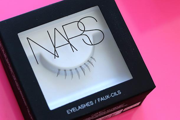 nars eyelashes numero 8