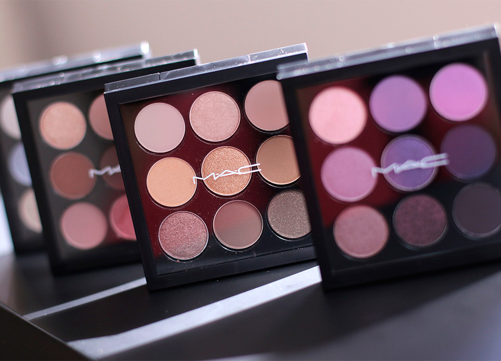 Image Result For Mac Eyeshadow Palette Colors