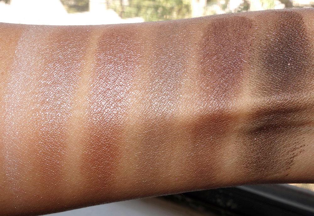 maybelline blushed nudes palette