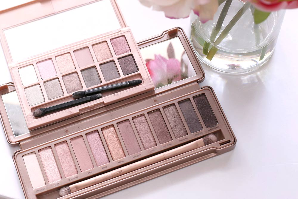 maybelline blushed nudes