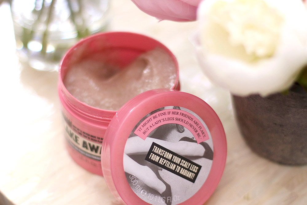 soap glory flake awaySoap & Glory Flake Away Body Scrub, $15