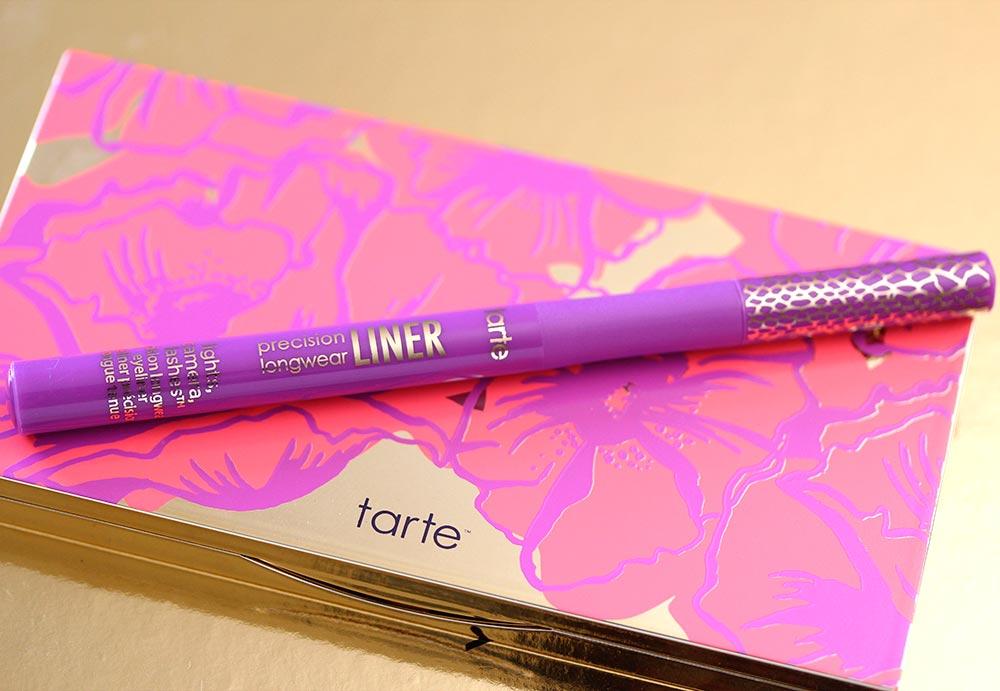 tarte precision longwear liner
