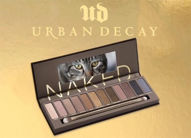 The original Urban Decay Naked Palette