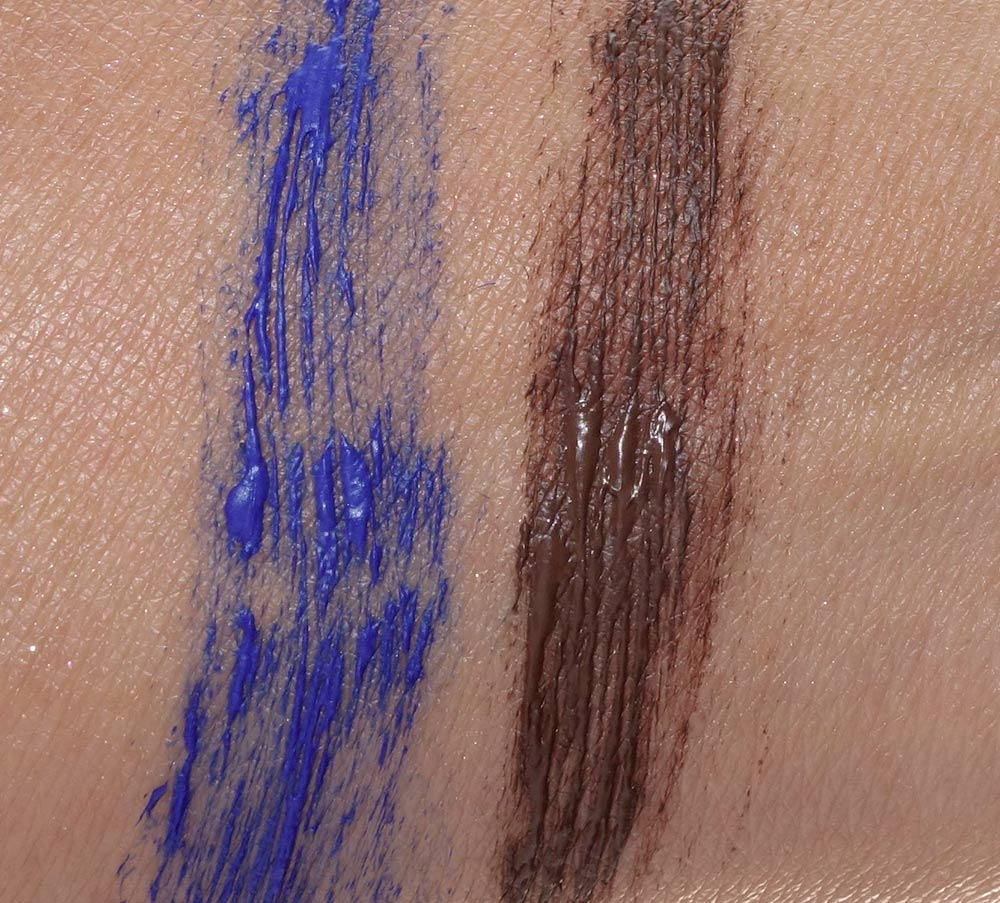 benefit theyre real mascara swatch