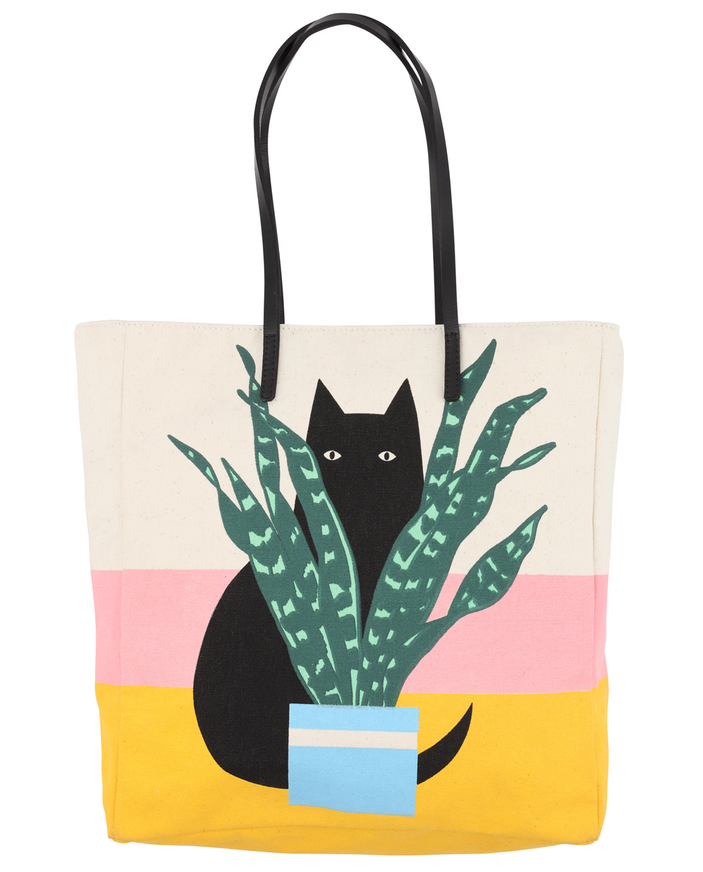 karen walker cat tote