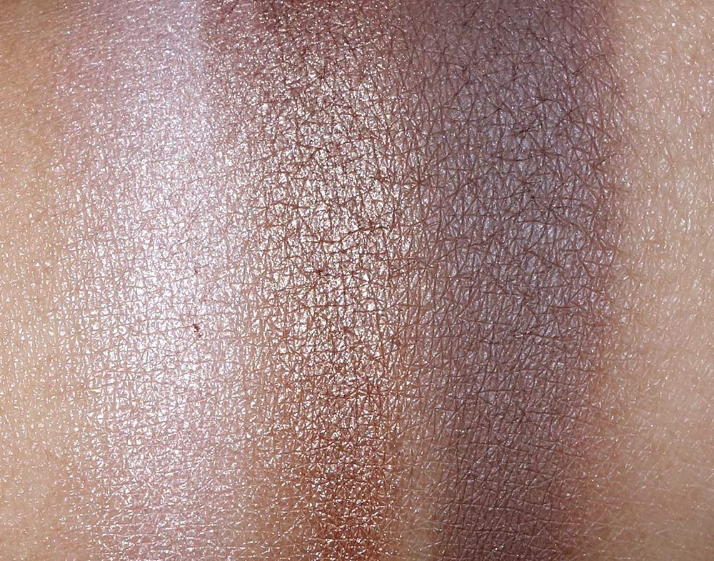 it cosmetics naturally pretty pearl luxe swatch