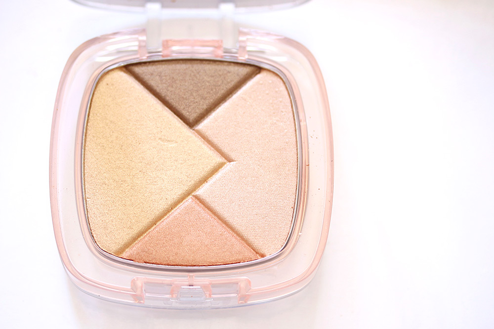 loreal true match lumi powder glow illuminator golden