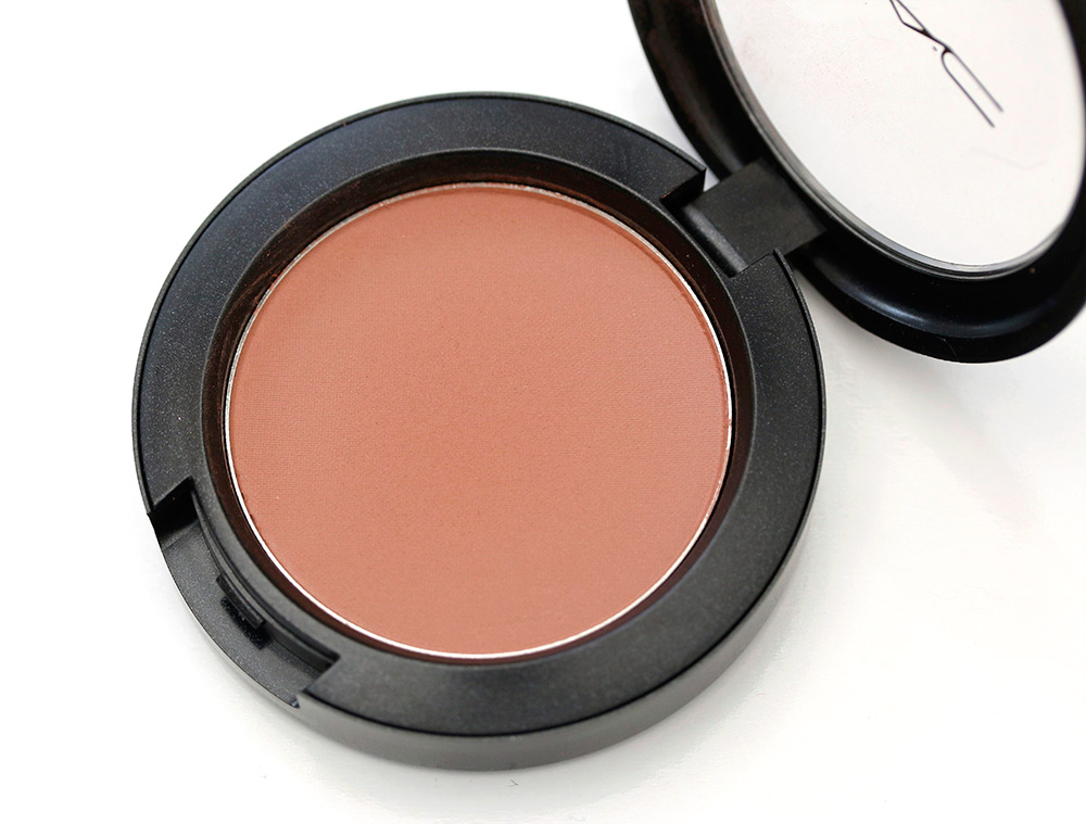 mac gingerly blush