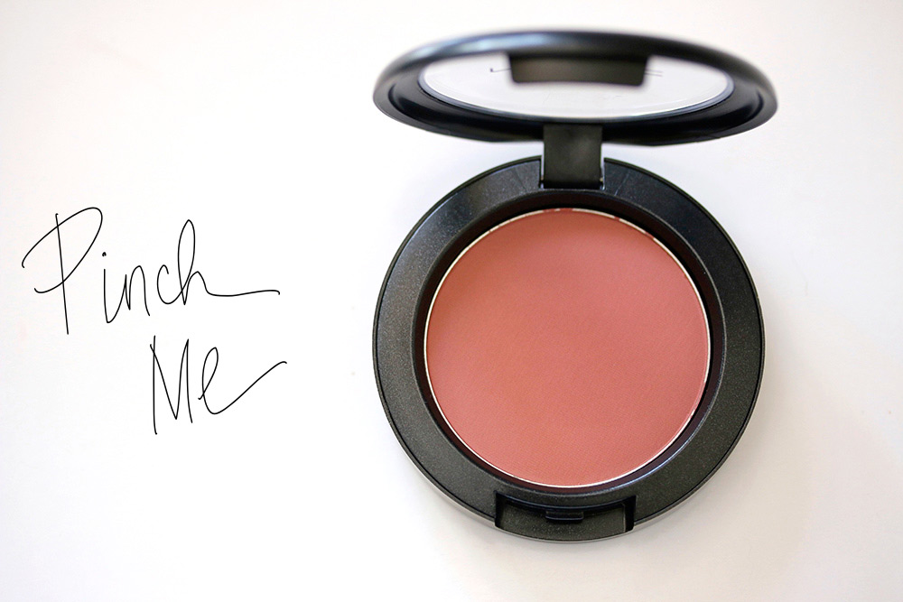 mac pinch me blush