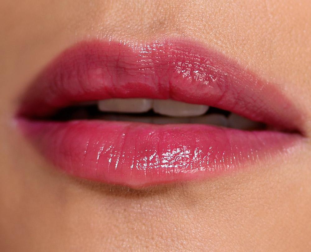 mac patentpolish lip pleasant
