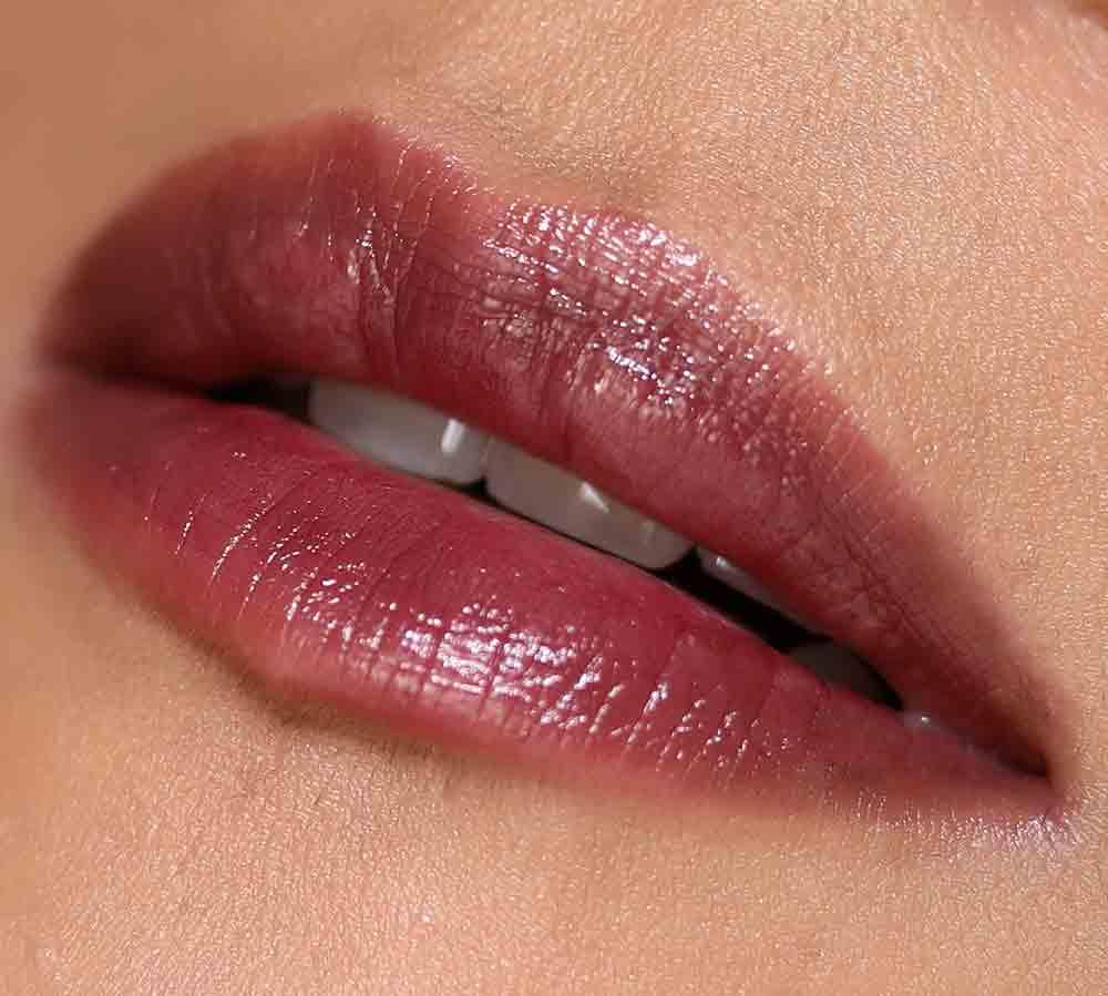 mac patentpolish lip pencil sultana
