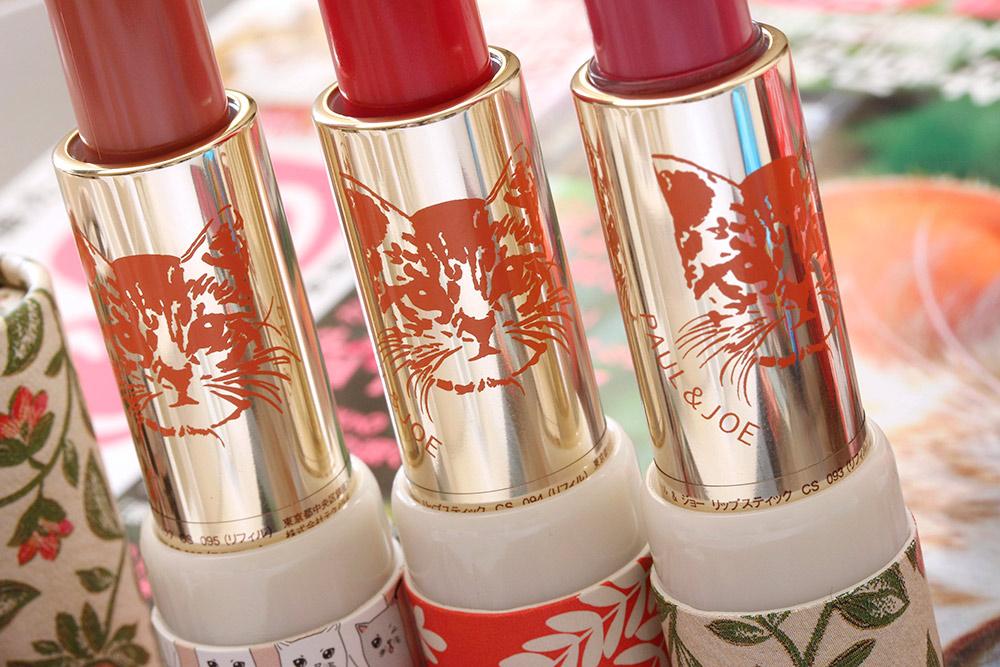paul joe fall 2015 lipstick tube