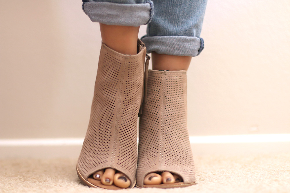 Fall Bootie Fashion