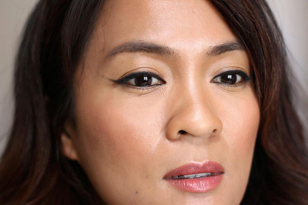 easy how to winged eyeliner beginners