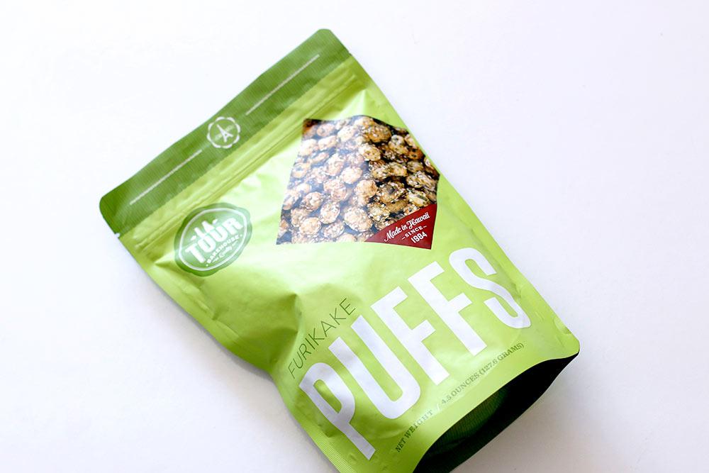 furikake puffs