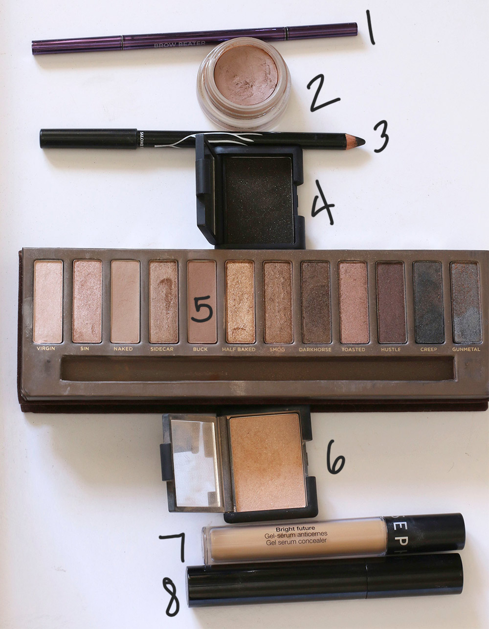 10 minute smoky eye products-final