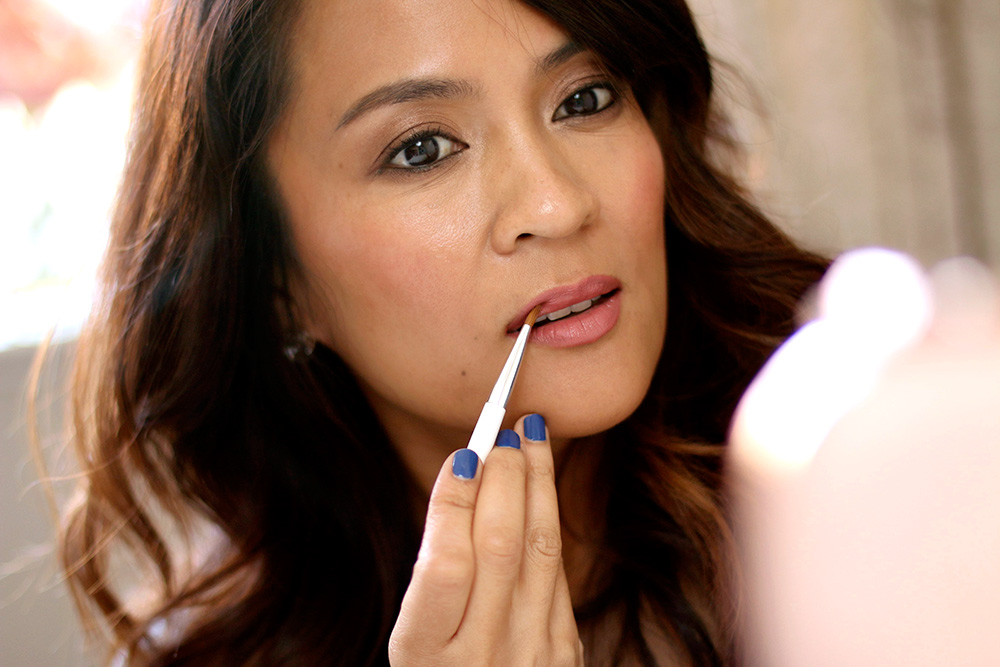 5 reasons to use a lip brush